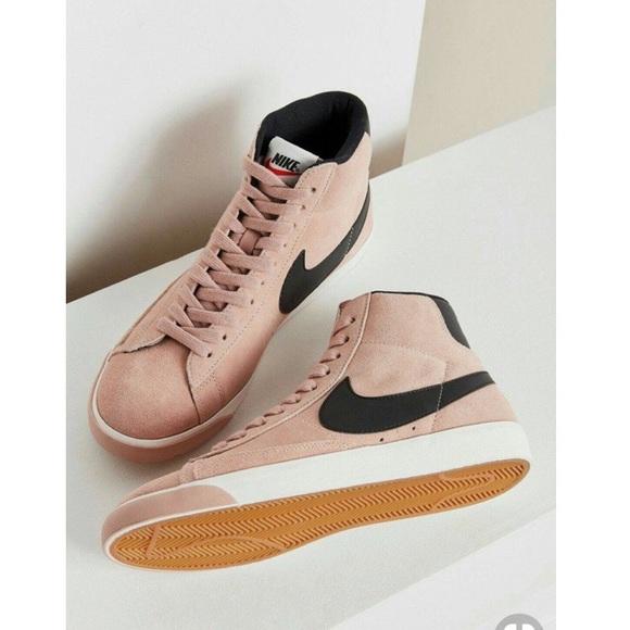 timeless design 76b96 50d43 Nike Blazer Mid Vintage Suede